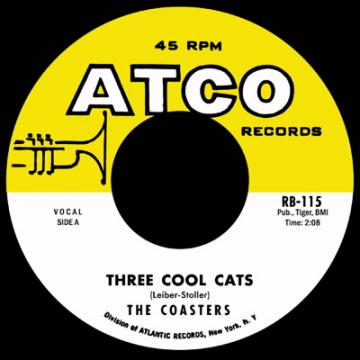 Coasters - Three Cool Cats (7