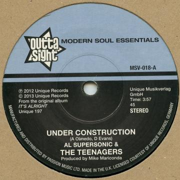 Under Construction / The Loser