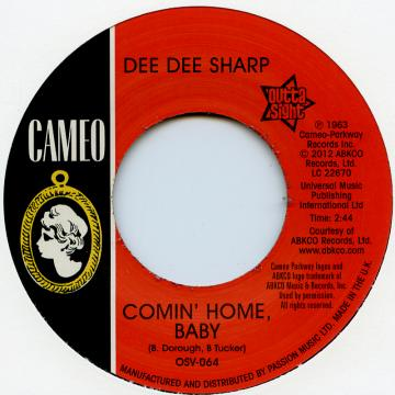 Comin' Home, Baby / Standing In The Need Of Love