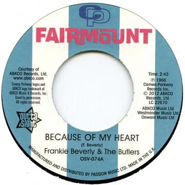Because Of My Heart / I Want To Feel I'm Wanted