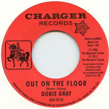Dobie Gray - Out On The Floor (7