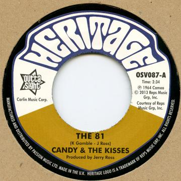 Candy & Kisses - The 81 (7