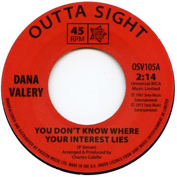 Dana Valery - You Don't Know Where Your Interest Lies (7