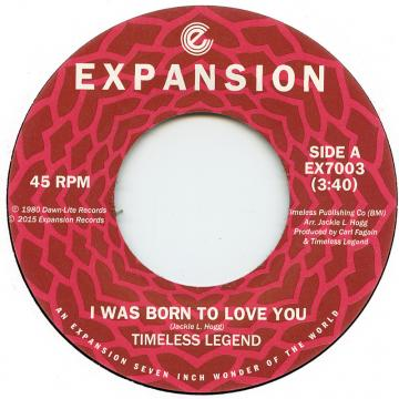 I Was Born To Love You  / (Baby) Don't Do This