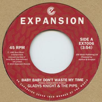 Baby Baby Don't Waste My Time / If You Ever Need Somebody