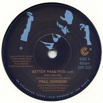Better Than This (Soul Talk Mix) / Better Than This (Dege & Kaiko Mix)