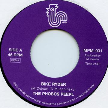 Bike Ryder / Weightless Step