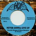 Derrick Morgan, Blues Blenders - Never Gonna Give Up