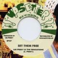 Lee Perry, Sensations - Set Them Free
