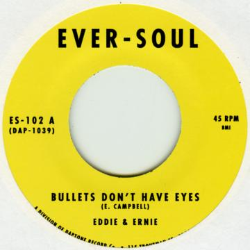Bullets Don't Have Eyes / You Make My Life A Sunny Day
