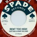 Tony King, Ranny Williams - Rent Too High