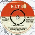 Winston Reedy, Salute; Salute, Alex White - Keep On Running; Slow Down Version