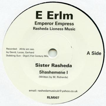 Shashemene I / (Dubbing Sun & Digid 21st Century Mix)
