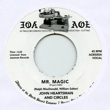 Mr. Magic / Talking About My Baby