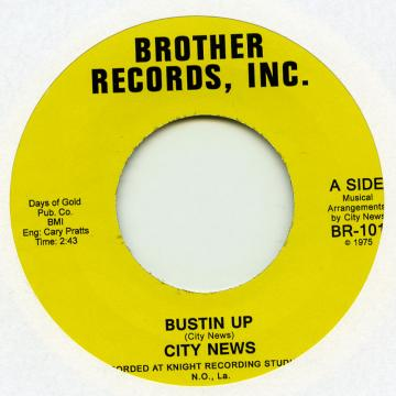 Bustin Up / Chan The Man