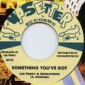 Lee Perry, Sensations - Something You've Got