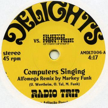 Delights Vs. Audio Montage