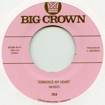 Terrorize My Heart / (Disco Dub)