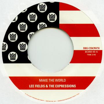 Make The World / Instrumental