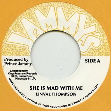 She Is Mad With Me / Dub