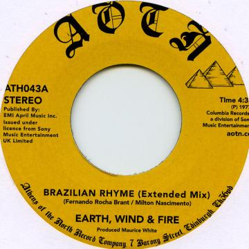Brazilian Rhyme (Extended Mix) / My Love