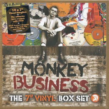 """Monkey Bussiness (7"""" X 10 Box Set)"""