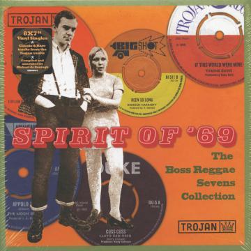 """Spirit Of '69 (7"""" x 8 Box Set)"""
