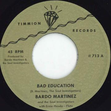 Bad Education / (Instrumental)
