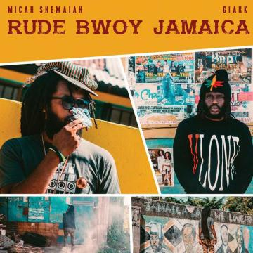 Rude Bwoy Jamaica (Picture Sleeve) / Dub Version