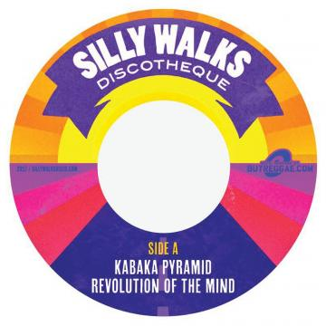 Revolution Of The Mind / Mind Revolution Dub