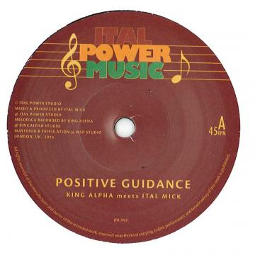 Positive Guidance / Version