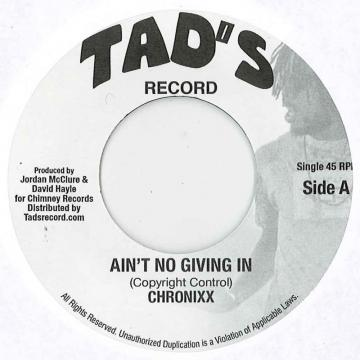 Ain't No Giving In / Tropical Version