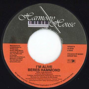 I'm Alive / I'm Alive Dub