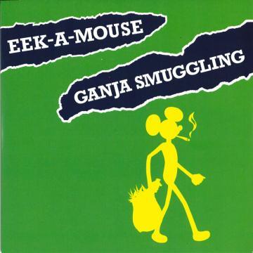 Ganja Smuggling (Picture Sleeve) (Coloured Vinyle) / Smuggling Dub