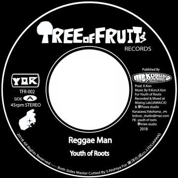 Reggae Man / Reggae Man Chat Dub