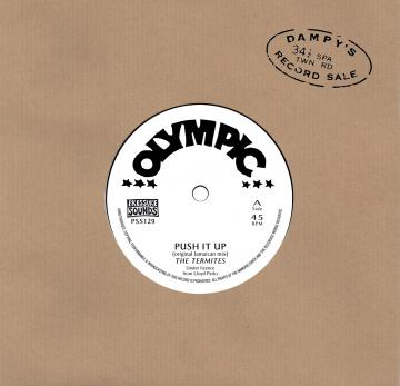 Push It Up (Original Jamaican Mix) / What Can I Do