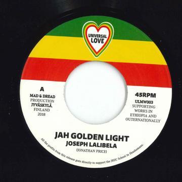 Jah Golden Light / Version