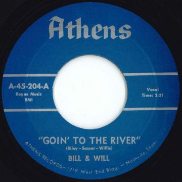 Goin' To The River / Let Me Tell You Baby