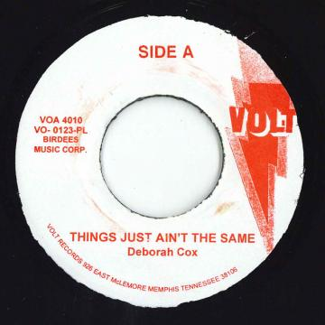 Things Just Ain't Same (Warp) / No Question