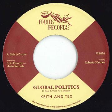 Global Politics / I Take The Risk