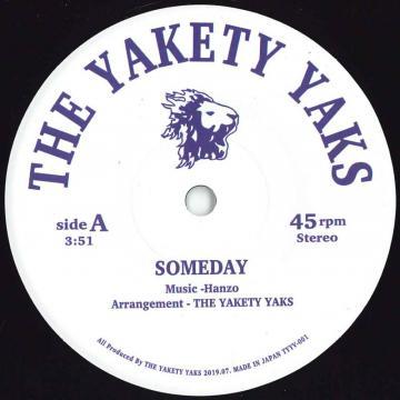 Someday / 雨の小径