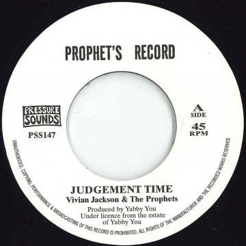 Judgement Time / Prophets Dub
