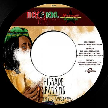 Highgrade Skanking / Dance Africa