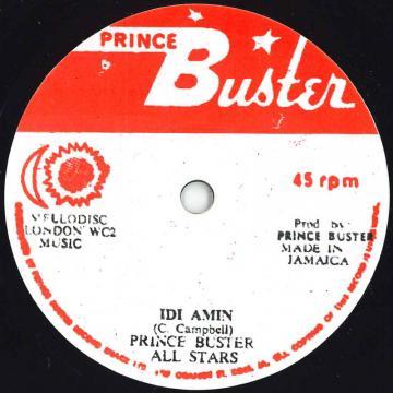 Idi Amin / Version