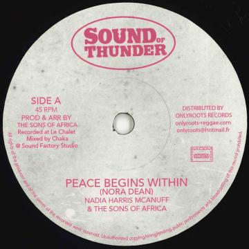 Peace Begins Within / Version
