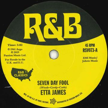 Seven Day Fool / Put On My Shoes