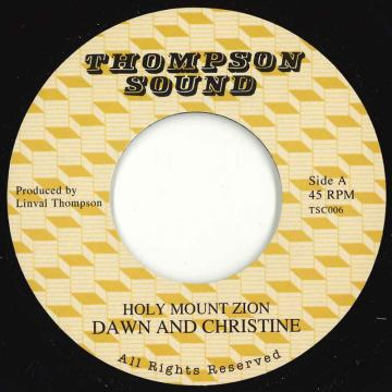 Holy Mount Zion / Shockin' Rock
