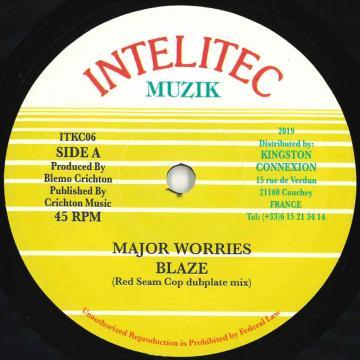 Blaze (Red Seam Cop Dubplate Mix) / Dub