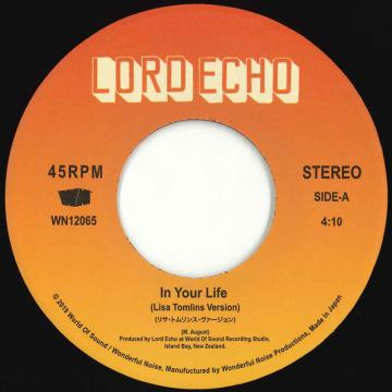 In Your Life (Lisa Tomlins Version) / Woah! There's No Limit (Alternate Version)