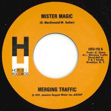 Mister Magic / Tonight